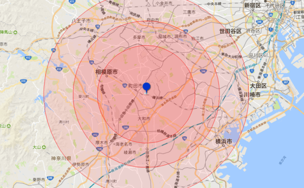 Mrベンリーの営業地域は東京 神奈川